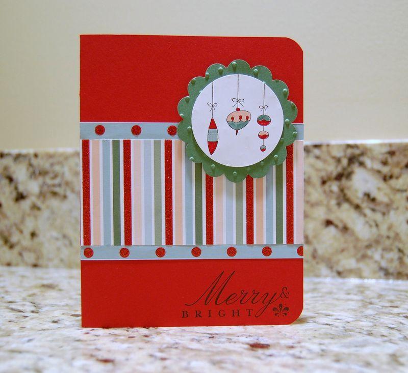 CHRISTMAS CARDS 3020 107