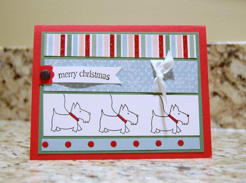 CHRISTMAS CARDS 3020 100