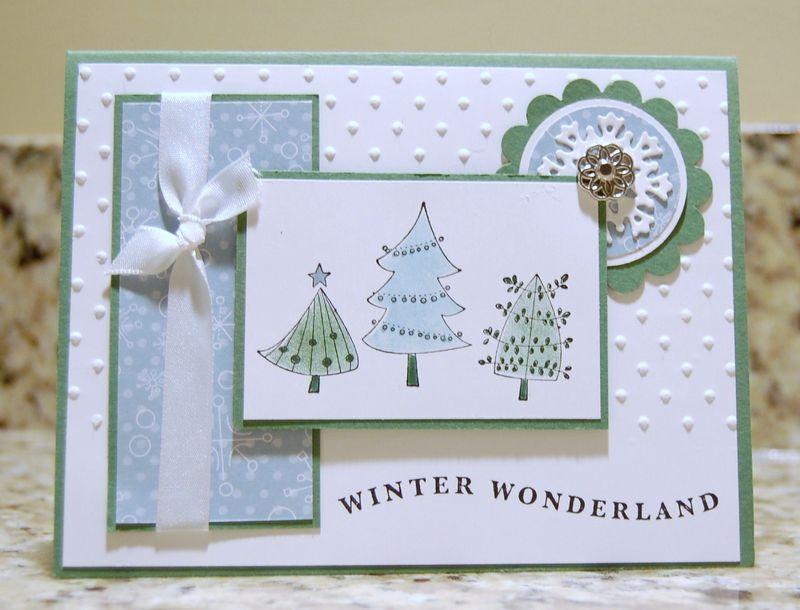 CHRISTMAS CARDS 3020 101