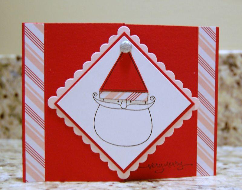 CHRISTMAS CARDS 3020 105
