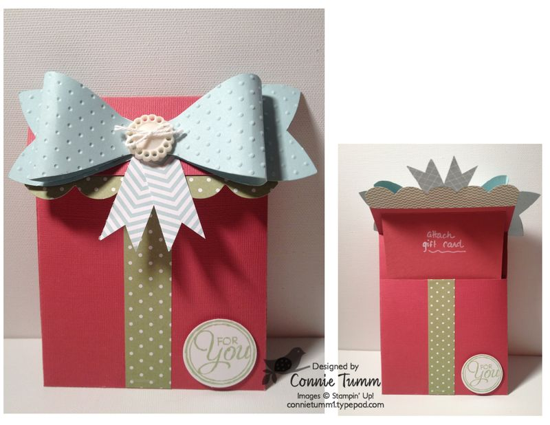 Convention bow card-001